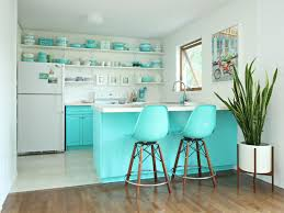For Remodeling A Kitchen Colorful Painted Kitchen Cabinet Ideas Hgtvs Decorating