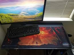imagei also got my mousepad in today