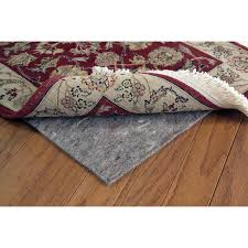 surface source dual surface rug pad common 4 x 6 actual 4