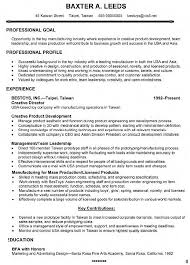 Creative Services Manager Resume Free Resumes Tips