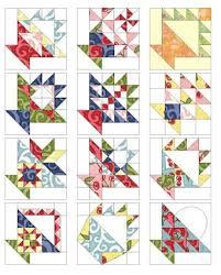 771 best Basket Quilts images on Pinterest | Quilt block patterns ... & 12 FREE Basket quilt block patterns by Sandi Walton at Piecemeal Quilts Adamdwight.com