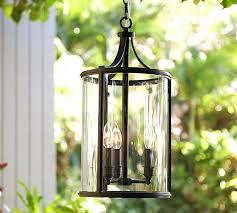 pottery barn track lighting stylish pendant