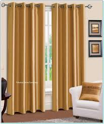 white and gold curtains uk