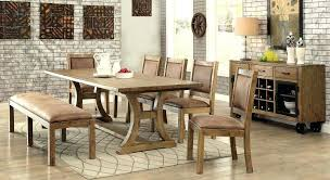 farmhouse kitchen table sets industrial table metal top round dining table rustic farmhouse dining table galvanized
