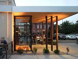 restaurant exterior design | East Entry Building Exterior Design of  Steubens Restaurant, Denver
