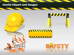 power points template hard hat work safety a powerpoint template from presentermedia com