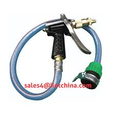 China Ilot High Pressure Brass <b>Metal Water</b> Spray Gun <b>Car Washer</b> ...