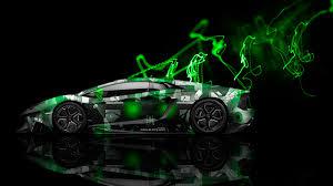 lamborghini gallardo abstract car