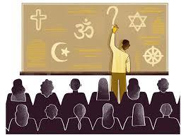 Resultado de imagem para ensino Religiosa