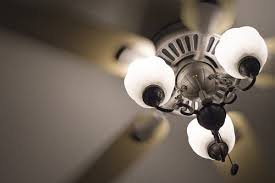 ceiling fan from wobbling