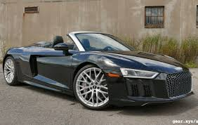 audi r8 spyder. Wonderful Spyder 2017 Audi R8 Spyder Review Almost No Compromises Intended