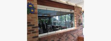 glass bifold doors frameless glass bifold windows frameless glass bifolding windows