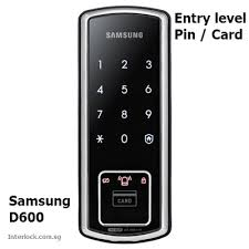 samsung d600 348 pin and card entry level