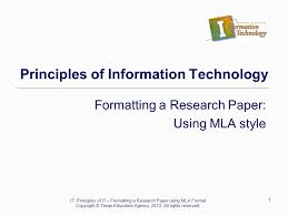 Principles Of Information Technology Ppt Download