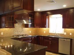 cherry kitchen cabinets black granite. cherry kitchen cabinets kitchen black granite o