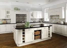 Off white country kitchens Island Off White Painted Kitchen In Timeless Step Shaker Style Pinterest Off White Painted Kitchen In Timeless Step Shaker Style Jane