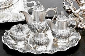 unique silver crockerye