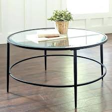 small round coffee table glass top circular glass coffee table medium size of coffee glass coffee