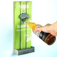 wall bottle opener wall bottle opener style wall mounted bottle opener personalised wall mounted bottle opener