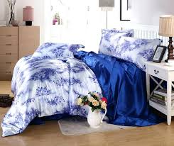 full image for new arrival luxury satin silk bedding set super king queen twin sizeduvet cover
