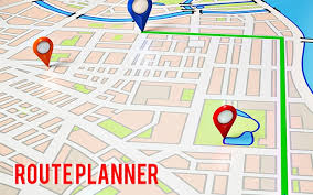 Afbeeldingsresultaat voor routeplanner
