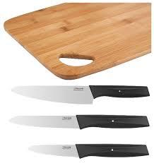 <b>Набор</b> Rondell Smart 3 <b>ножа с разделочной</b> доской — купить по ...