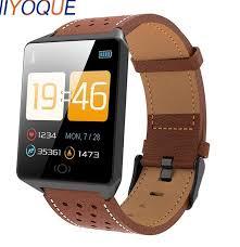 ⃝NIYOQUE <b>CK19</b> Smart Wristband Heart Rate Monitor Smart ...