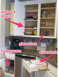 don t overlook cabinet doors when organizing a kitchen inexpensive wire shelves are great clean up zone keep plates