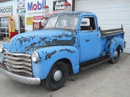 Sell used 1950 Chevy Pickup Truck Deluxe cab 5 window 1/2 ton short ...