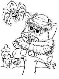 Kids N Fun 29 Kleurplaten Van Furbie