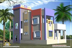 inspirational indian house designs and floor plans for pleasing 2 floor house design house plan home