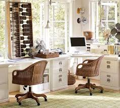 astounding furniture desk affordable home computer desks. furnitureastounding home office design for two people with stylish white corner desk and comfortable rattan swivel chair plus soft green rug also cool astounding furniture affordable computer desks f