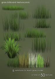 grass texture game. Grass Billboard Texture Pack - 3DOcean Item For Sale Game E