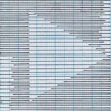Turning Graph Paper Into Geometric Art The Unlikely Inspiration Of
