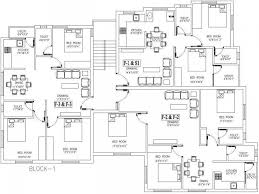 wonderful house plan 2d drawing 29 autocad for image plans building
