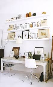 home office ideas pinterest. workspace or rather the shelves with pictures arrangement for living room donu0027t know if weu0027d have 3 but i like this idea to create a changeable home office ideas pinterest