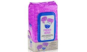 french nerds makeup remover wipes 60 count