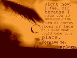 please forgive me my love pictures
