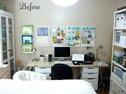 Decoration Bedroom Office Combo Ideas Guest Home Room Study Delectable Home Office Bedroom Combination Decor Collection