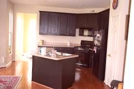 Two Wall Kitchen Design Narrow Kitchen Island Image Of Small Kitchen Island Seating How
