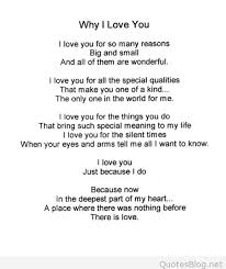 I Love You Because Quotes Fascinating Best Why I Love You My Love Quotes And Sayings