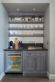 wet bar shelves