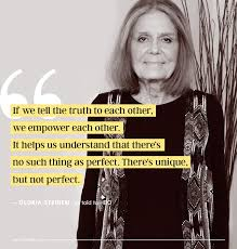 Gloria Steinem Quotes New Gloria Steinem Quote U48ci Once Fell In Home Pictures Ideas