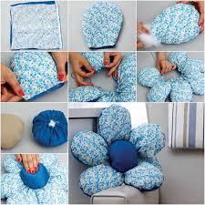 diy cushion tutorial step by step