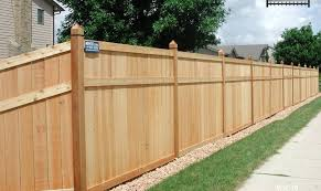 wood privacy fences. Interior, King Style Wood Privacy Fences Midwest Fence Top Images Of 6:
