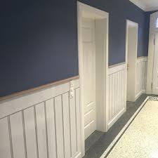 Wandpaneele Badezimmer Drewkasunic Designs