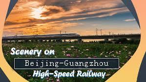 Beijing-Guangzhou <b>high</b>-<b>speed</b> rail: A journey from north to south ...