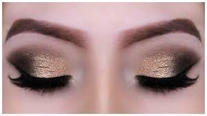 latest smokey eyes makeup