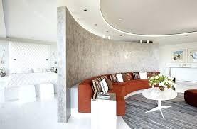 curved wall decor arrow