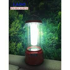 Đèn pin sạc chiếu sáng khẩn cấp xách tay Kentom KT 302 - hình thật